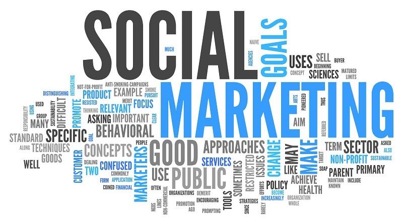 Kết quả hình ảnh cho SOCIAL MARKETING là gì