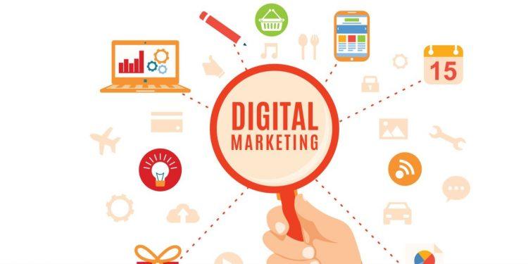 Kết quả hình ảnh cho digital marketing là gì