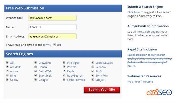 freewebsubmission