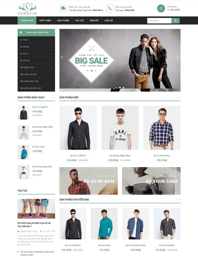 bán hàng online hiệu quả phải có website chuyên nghiệp