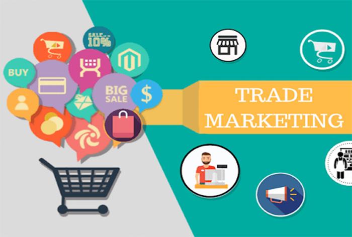 Trade Marketing còn được gọi là mảng trưng bày và bán sản phẩm.