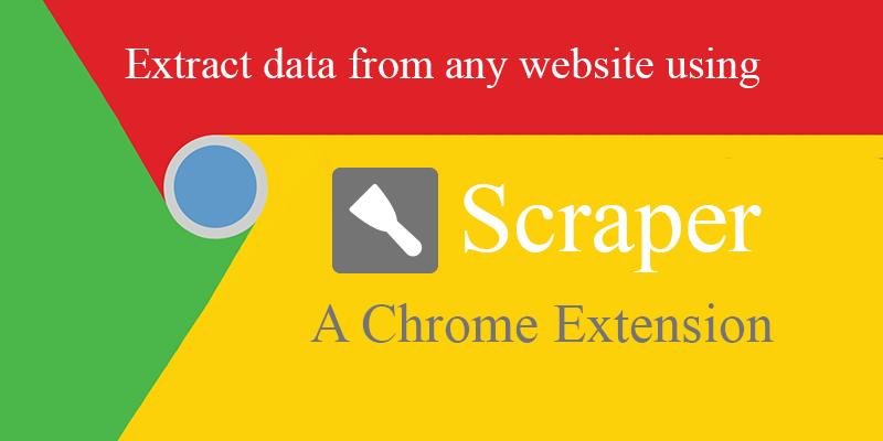 Công cụ marketing online Scraper