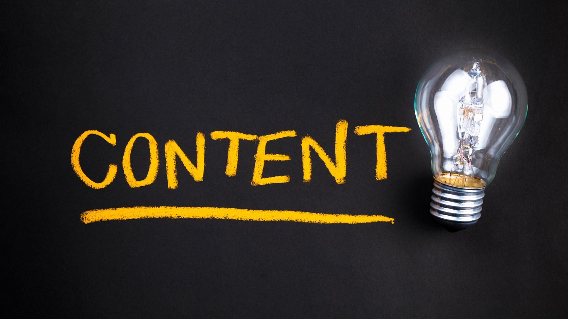 Quy trình của content marketing