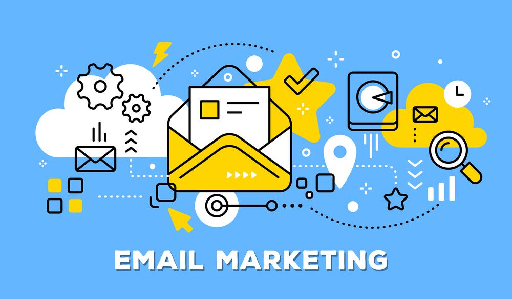 Công cụ marketing online - Email marketing