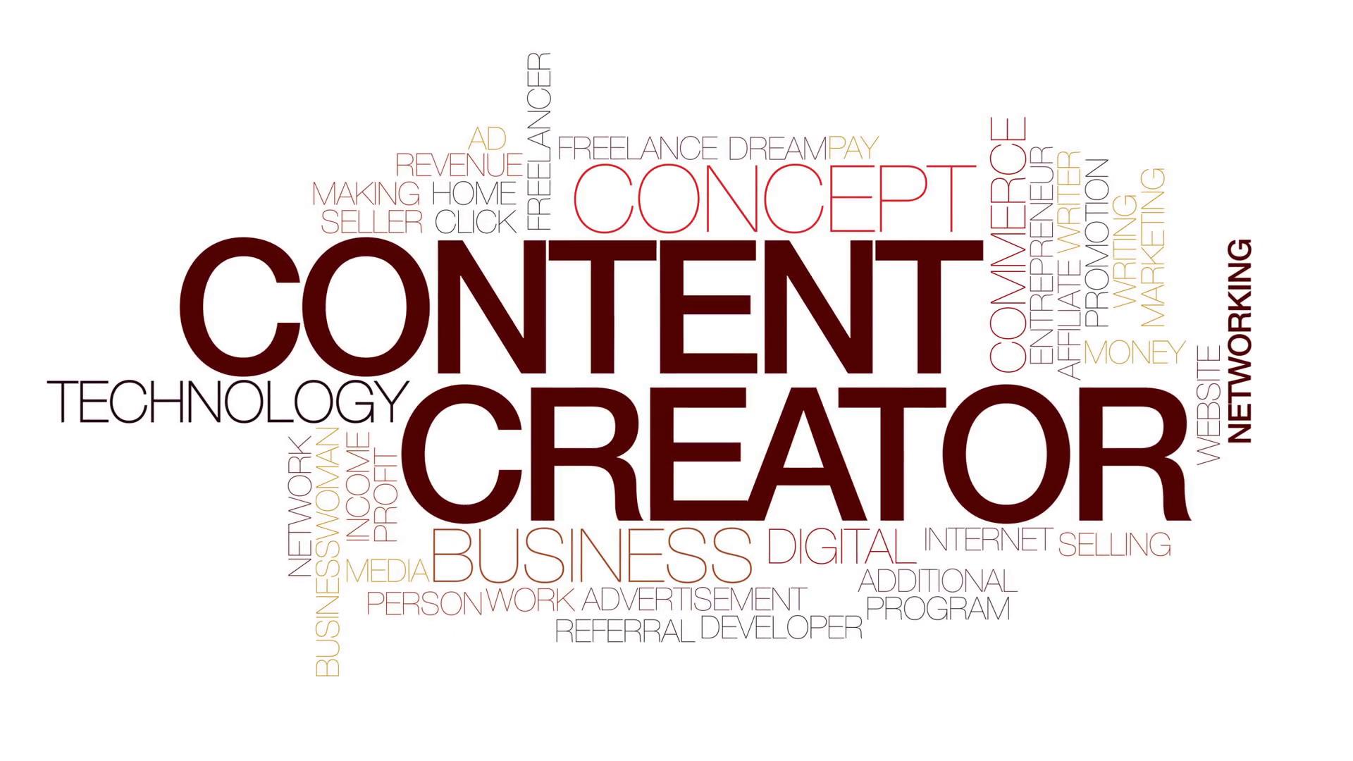Content Creation là gì?