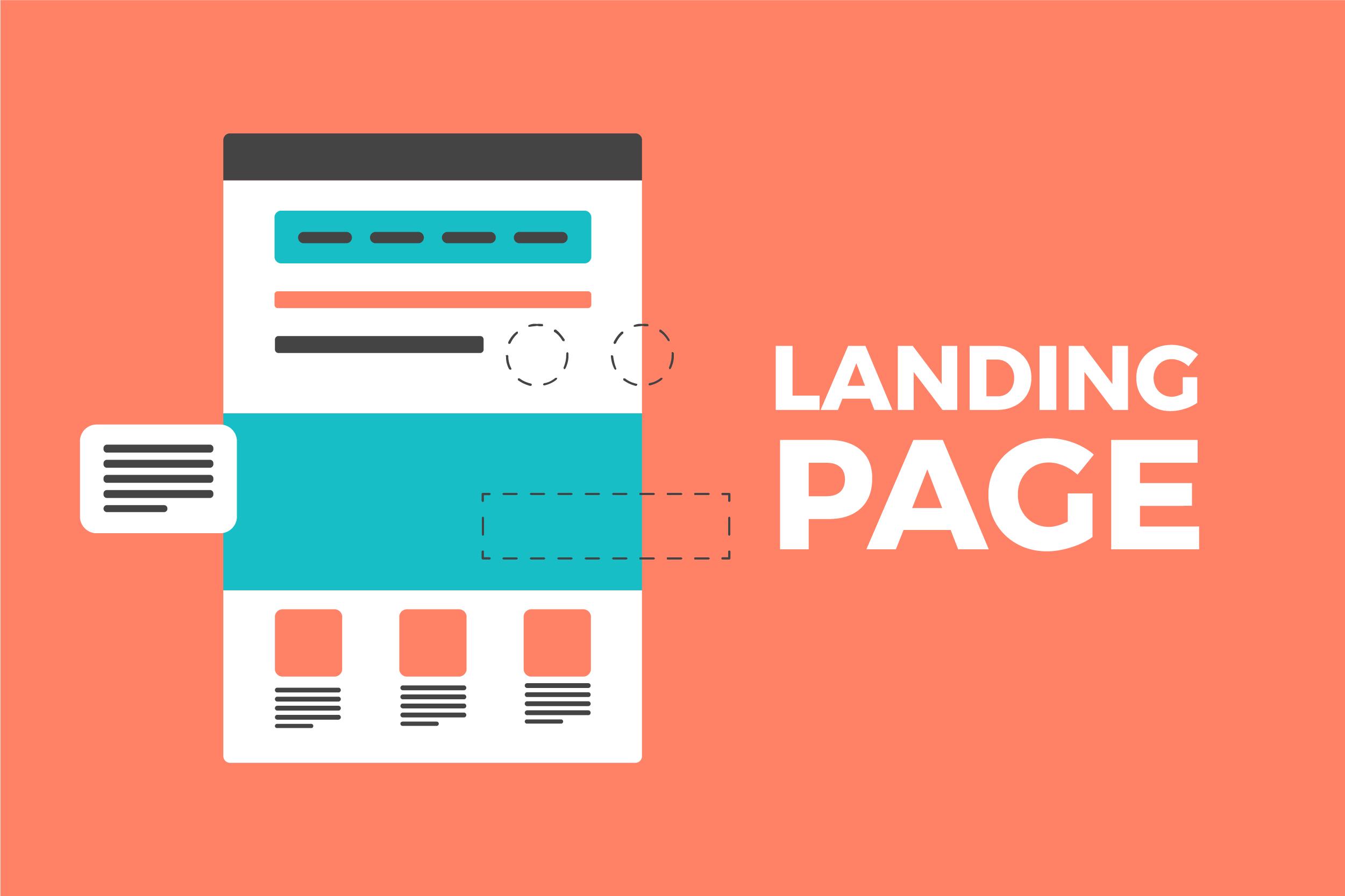 Nguyên tắc của một landing page hiệu quả