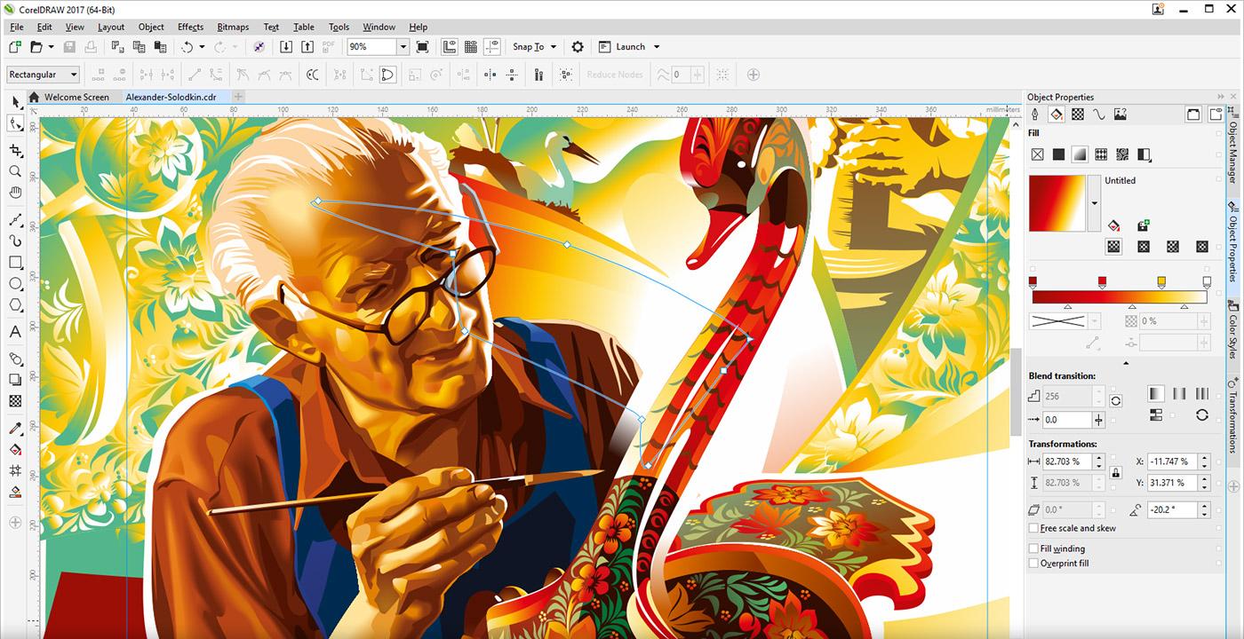 Hướng dẫn cài đặt Corel Draw Graphics Suite 2017, X8, X7 (Full) - Phần mềm  Corel bản quyền | Phân phối, đại lý, tư vấn mua bán